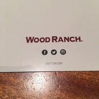 Photo taken at Wood Ranch BBQ & Grill by Leonard Jp M. on 7/9/2017