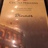 Photo taken at Spaghetti Eddie's Cucina Italiana by Leonard Jp M. on 1/20/2018