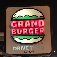 Photo taken at Grand Burger by Leonard Jp M. on 11/7/2017