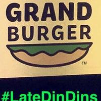 Photo taken at Grand Burger by Leonard Jp M. on 5/9/2016