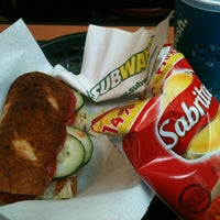 Photo taken at Subway by Pablo R. on 7/26/2013