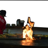 Photo taken at CrazyFire Mongolian Grill by CrazyFire Mongolian Grill on 10/27/2013