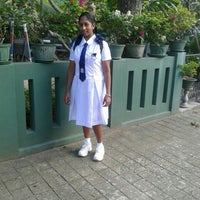 Photo taken at Ave Maria Convent by Sheno S. on 10/4/2015