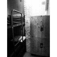 Photo taken at Hi-Ottawa Jail Hostel by Agnèsita on 7/23/2014