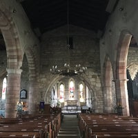 Photo taken at St Mary's Church by Tristan C. on 12/21/2016
