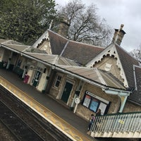 Photo taken at Beeston Railway Station (BEE) by Tristan C. on 4/12/2017
