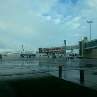 Photo taken at Gate 404 by Sevgi G. on 1/5/2015