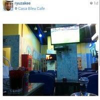Photo taken at Casa Bleu Cafe by Casa B. on 10/27/2013