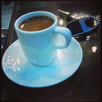 Photo taken at Casa Bleu Cafe by Casa B. on 10/28/2013