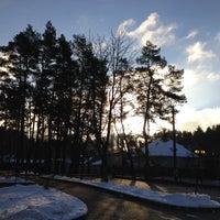 Photo taken at Ирпень,конференц Хол by Андрей Д. on 12/14/2013