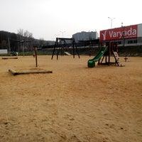 Photo taken at Dětské Hřiště Varyáda by Tomas V. on 4/1/2014