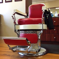 Photo taken at Ultimate Barbers by Jeffrey M. on 4/1/2014