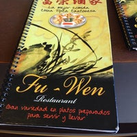 Photo taken at Restaurant Fu Wen by Felipe R. on 10/4/2013