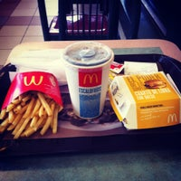 Photo taken at McDonald's by Felipe R. on 10/1/2012