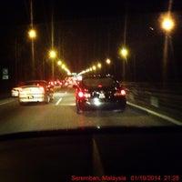 Photo taken at Seremban Highway by Azlan E. on 1/19/2014