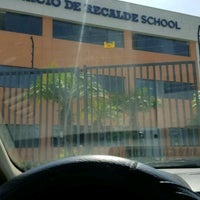 Photo taken at Colegio San Ignacio de Recalde by BrSC! on 4/17/2017