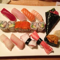 Photo taken at Sakura Japanese Restaurant by Sean D. on 3/31/2013