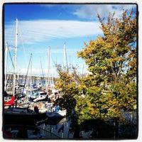 Photo taken at The Marina Restaurant by Darren M. on 11/17/2013
