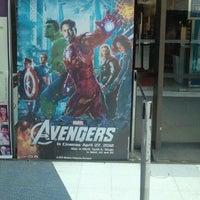 Photo taken at Big Cinemas by Deepu N. on 4/29/2012