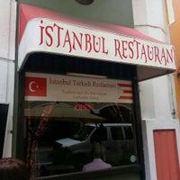 Photo taken at Istanbul Turkish Restaurant by Semih U. on 6/1/2015