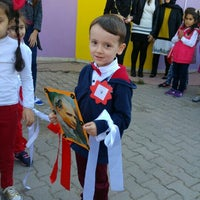 Photo taken at nuran oguz anaokulu by Nurdan U. on 10/29/2015
