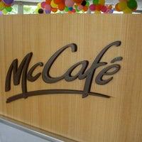Photo taken at McCafé by Karla P. on 2/10/2013