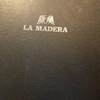 Das Foto wurde bei La Madera von Antonia H. am 8/3/2018 aufgenommen