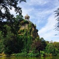 7/31/2015 tarihinde Nami C.ziyaretçi tarafından Parc des Buttes-Chaumont'de çekilen fotoğraf