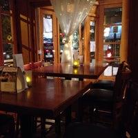 Photo taken at Basil Leaf Cafe by Mark I. on 10/7/2016