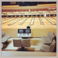 Photo taken at Linbrook Bowling Center by Max A. on 12/10/2013