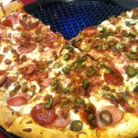 Photo taken at Double Dave's Pizzaworks by Guadalupe C. on 12/1/2013