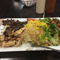 Photo taken at Pita Pita Mediterranean Grill by Greg J. on 8/24/2017