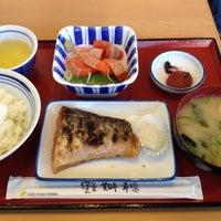 Photo taken at 松原新堂食堂 by Jungee 1. on 11/14/2013