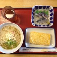 Photo taken at 松原新堂食堂 by Jungee 1. on 8/12/2014