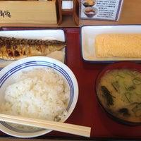 Photo taken at 松原新堂食堂 by Jungee 1. on 8/6/2014