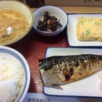 Photo taken at 松原新堂食堂 by Jungee 1. on 9/2/2014