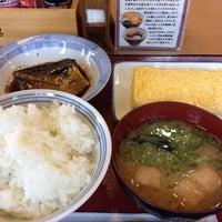 Photo taken at 松原新堂食堂 by Jungee 1. on 9/16/2014
