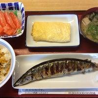 Photo taken at 松原新堂食堂 by Jungee 1. on 10/6/2014