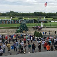Photo taken at Suffolk Downs by Kevin V. on 8/5/2017