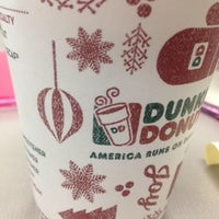 Photo taken at Dunkin' Donuts by Kevin V. on 12/20/2016