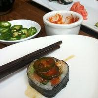 Photo taken at Sushi Taiyo by Nika D. M. on 1/13/2013