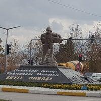 Photo taken at Edremit-Balikesir Yolu by GÖKHAN Ç. on 12/14/2017