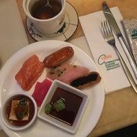 Photo taken at Vienna International Seafood & Teppanyaki Buffet Restaurant by Cheryl L. on 12/7/2015