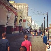 Photo taken at Tropicana Boardwalk by Jordan B. on 6/1/2013