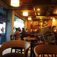 Photo taken at Bo's Coffee by Pureza V. on 10/27/2012