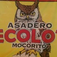 Photo taken at Asadero el Nuevo Tecolote by Ignacio G. on 4/7/2013