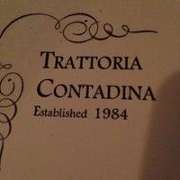 Photo prise au Trattoria Contadina par Luis Alberto S. le4/12/2013