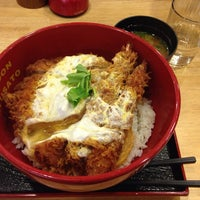 Photo taken at かつさと 船越バイパス店 by Takahisa M. on 11/19/2013