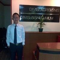 Photo taken at Kantor Pusat Bank BRI 1 by Nino S. on 1/2/2014