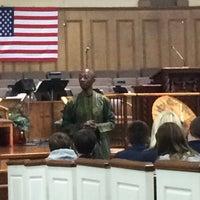 Photo taken at Grace Baptist Church by Elizabeth W. on 9/21/2015
